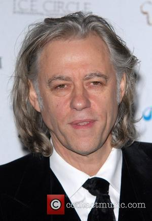 Geldof Accused Of Breaking Fan's Nose