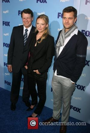 John Noble, Anna Torv and Joshua Jackson