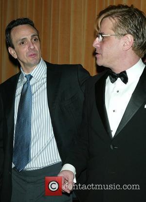 Hank Azaria and Aaron Sorkin