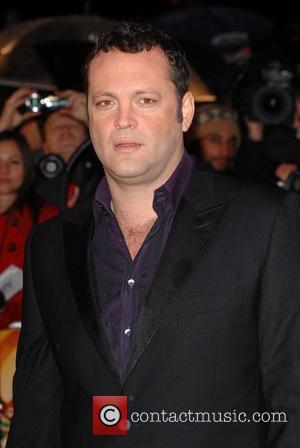 Vince Vaughn Fred Claus UK Premiere held at the Empire Leicester Square - Arrivals London, England - 19.11.07