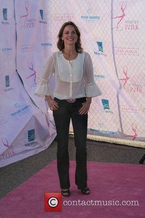 Ekaterina Gordeeva,  Frosted Pink event to raise awareness of women's cancer Los Angeles, California - 07.10.07