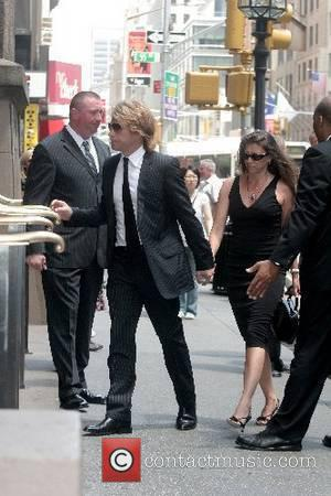 Jon Bon Jovi Slams 'Trendy' Bands