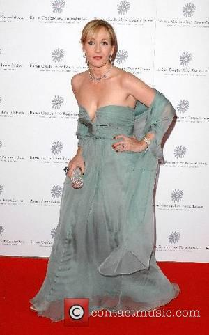 J.K. Rowling Raisa Gorbachev Foundation Annual Gala Dinner at Hampton Court Palace - Arrivals London, England - 02.06.07