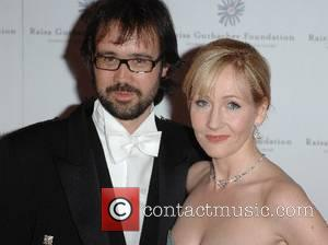 J.K. Rowling and guest Raisa Gorbachev Foundation Annual Gala Dinner at Hampton Court Palace - Arrivals London, England - 02.06.07