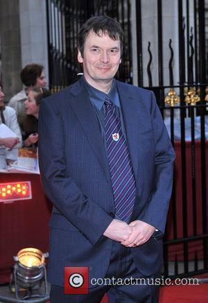 Ian Rankin Galaxy British Book Awards held at the Grosvenor House - Arrivals London, England - 09.04.08