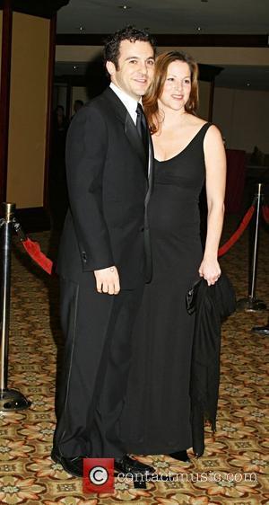 Fred Savage and Jennifer Lynn Stone