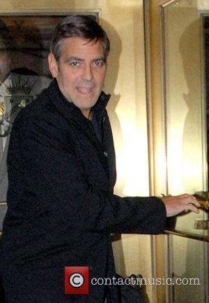 Clooney Rules Out Presidency