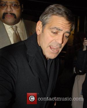 Clooney Brands Hilton 'Cheap' And 'Talentless'