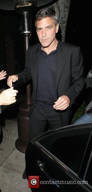 Clooney's Panic Over Britney's Mad Night