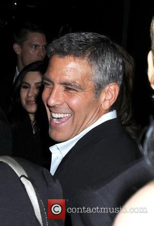 Clooney Honoured By Hollywood Stars