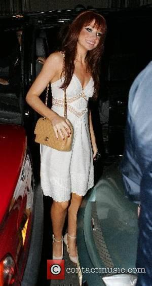 Nicola Roberts Girls Aloud leaving Lillies Bordello Nightclub after their performance at the Point Theatre Dublin, Ireland - 01.06.07