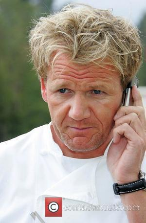 Gordon Ramsay's Life To Be Made Into A Movie