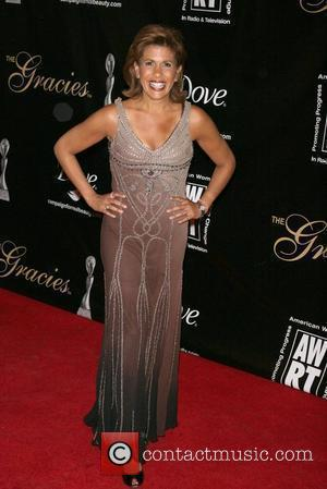 Hoda Kotb 33rd Annual American Women In Radio & Television Gracie Allen Awards - held at the Marriott Marquis -...