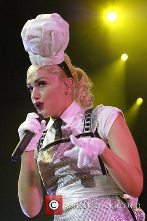 Gwen Stefani performing live on her Sweet Escape 2007 tour held at Acer Arena Sydney, Australia - 30.07.07