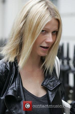 Gwyneth Paltrow leaving Madonna's residence sporting a new hairdo London, England - 15.05.08