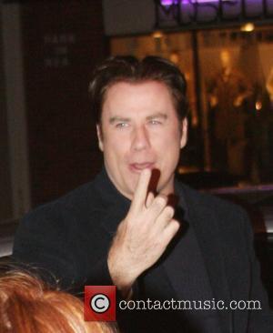 Travolta Blasts Gay Critics