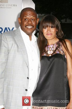 Forest Whitaker and wife Keisha Whitaker Los Angeles Premiere of 'Hairspray' held at the Mann Village Theatre Westwood, California -...