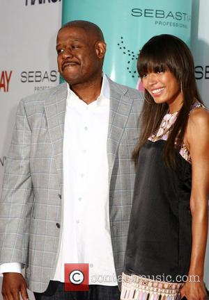 Forest Whitaker and wife Keisha Whitaker Los Angeles Premiere of 'Hairspray' held at the Mann Village Theatre - Arrivals Westwood,...