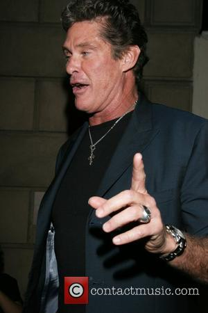 Hasselhoff Launches Clothing Line