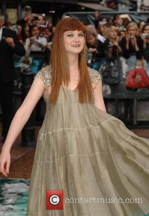 Bonnie Wright UK Premiere of 'Harry Potter and the Order of the Phoenix' held at the Odeon Leicester Square London,...