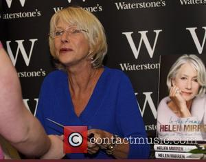 Mirren: 'I Won't Be Revealing All In Book'