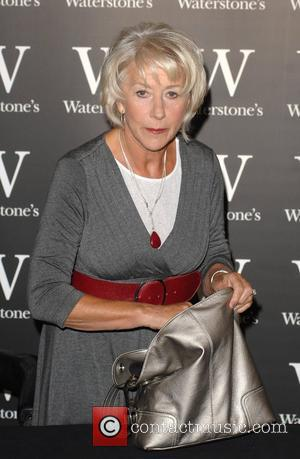Helen Mirren Praised By Naturist Society