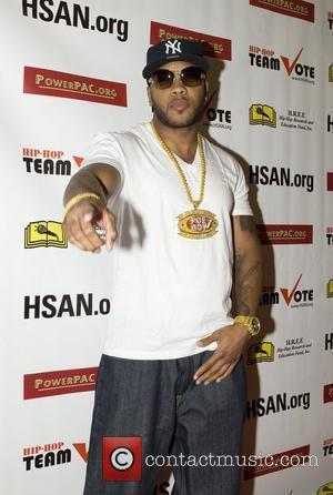 Flo Rida National Hip-Hop Summit 'Turn Up The Vote' at Temple University - Arrivals Philadelphia, Pennsylvania - 20.04.08