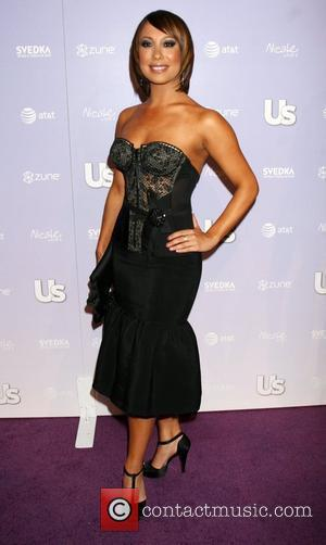 Cheryl Burke US Weekly Hot Hollywood Party 2008 held at Beso Restaurant Los Angeles, California - 17.04.08