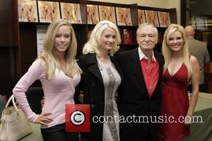 Hefner Opens Las Vegas Playboy