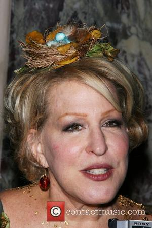 Bette Midler 12th Annual Bette Midler's New York Restoration Project's Hulaween at the Waldorf Astoria - Arrivals New York City,...