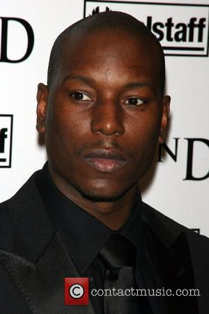 Tyrese Gibson New York Premiere of 'I Am Legend' at Madison Square Garden New York City, USA - 11.12.07