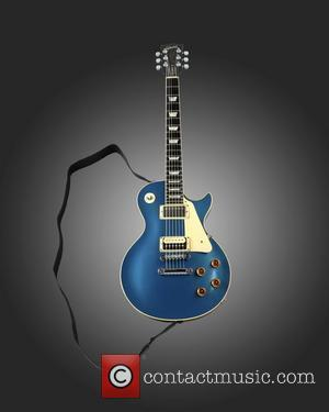 Les Paul, Bob Dylan, Johnny Cash, Kurt Cobain, Miles Davis, Slash, The Edge and U2