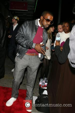 Kanye Leaves Lapdancers Without Paying Bill