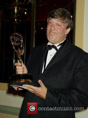 Stephen Fry  35th International Emmy Awards Gala at the New York Hilton - Arrivals New York City, USA -...