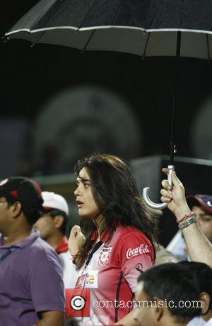Zinta 'Not To Blame' For Kapur Marriage Break-up