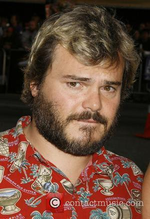 Jack Black Los Angeles Premiere of 'Iron Man' held at  Grauman's Chinese Theatre Hollywood, California - 30.04.08
