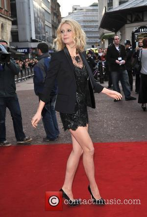 Gwyneth Paltrow UK film premiere of 'Iron Man' at Odeon Leicester Square - arrivals London, England - 24.04.08