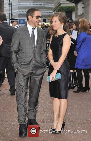 Downey Jr. Credits Wife With Sobriety