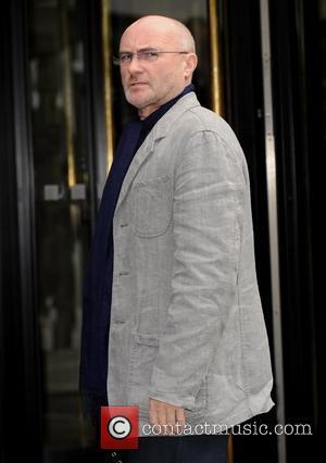 Phil Collins Ivor Novello Awards held at the Grosvenor House - Arrivals London, England - 22.05.08