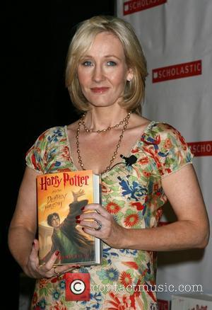 Rowling: 'New Book Is An Ode To Potter'