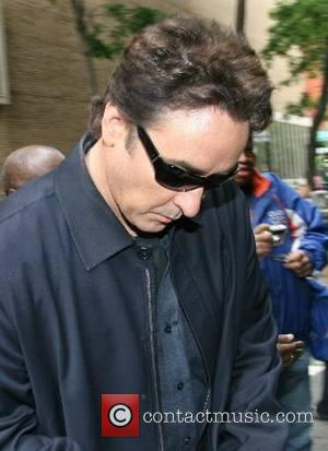 John Cusack leaving ABC Studios after appearing on 'Live with Regis and Kelly' show New York City, USA - 14.06.07