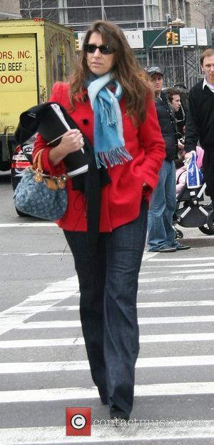 Dorothea Hurley (Jon Bon Jovi's wife) out and about in Manhattan New York City, USA - 07.01.08