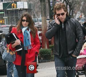 Bon Jovi: 'Fatherhood Is Testing'