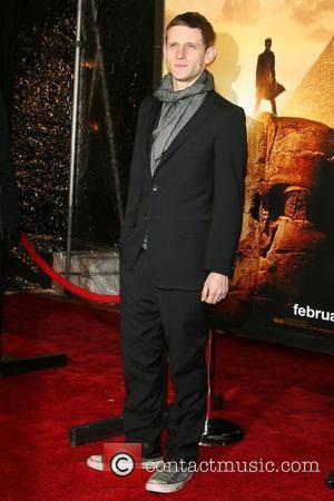 Jamie Bell New York Premiere of 'Jumper' at the Ziegfeld Theatre - Arrivals New York City, USA - 11.02.08