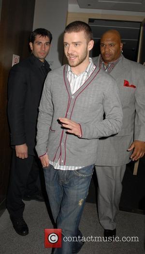 Timberlake Cancels Irish Gig