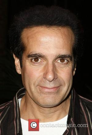 David Copperfield Plans To Impregnate A Woman On Stage
