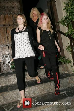 Avril: Britney Has Herself To Blame
