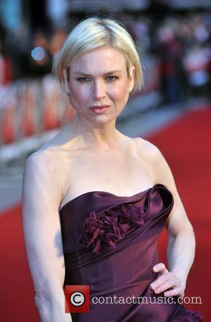 Zellweger 'Happy' To Be Homeless