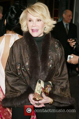 Joan Rivers Opening Night of 'Les Liaisons Dangereuses' at the American Airlines Theatre New York City, USA - 01.05.08