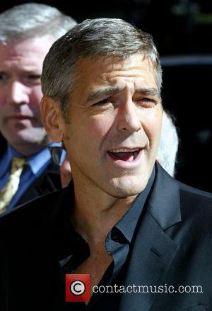 Clooney Ordered Cast Members Not To Hit Him